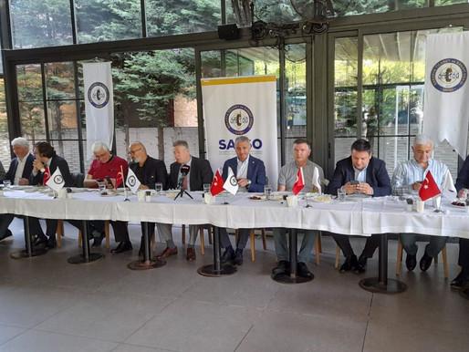 Başkan Altuğ'dan Sakaryaspor çıkışı