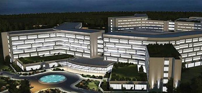 Yavuz Şehir hastanesinin yapılacağı yeri açıkladı