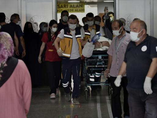Besir Besiroğlu'nun acı günü
