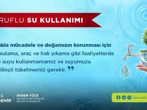 Büyükşehir Vatandaşları Uyardı..