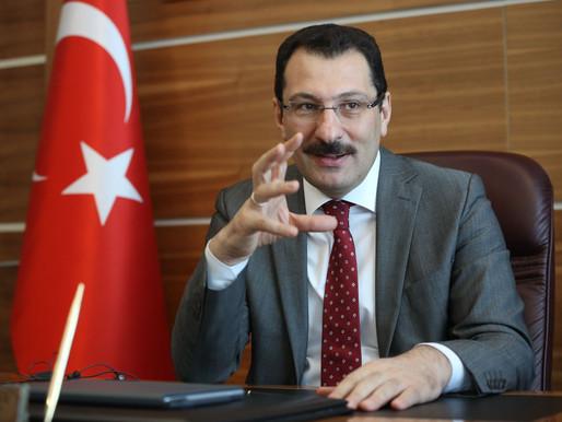 Yavuz yeniden Genel Başkan Yardımcısı