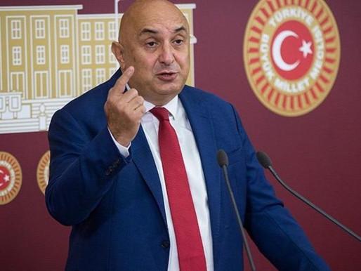 Milletvekili Özkoç Sakarya da Kafe ve restoranları Meclise taşıdı.