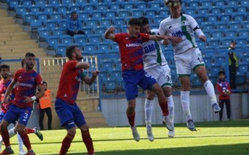 Sakaryaspor gol oldu yağdı 5 -0
