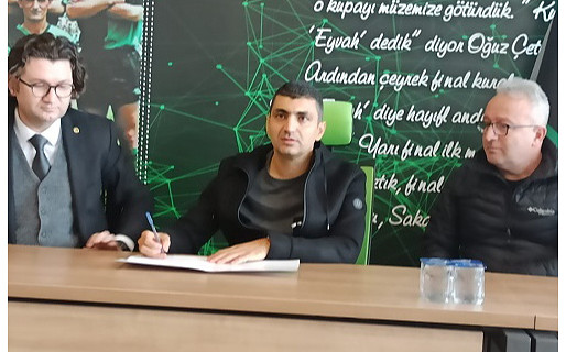 Haydi Hayırlısı Sakaryaspor'da Yeni Dönem