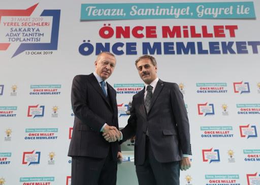 Erdoğan'ın Serdivan'a müjdesi ne ?