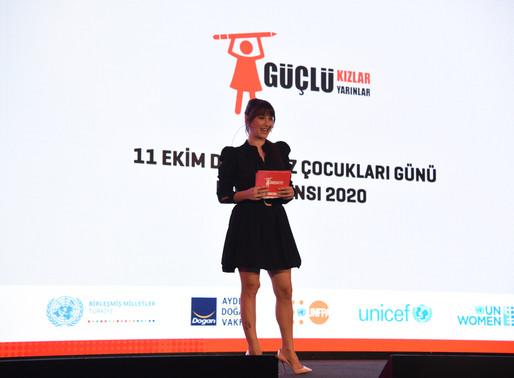 Dünya Kız Çocukları Günü Konferansı