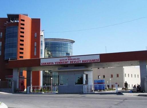 Yenikent Devlet Hastanesi Pandemi Hastanesi Oluyor