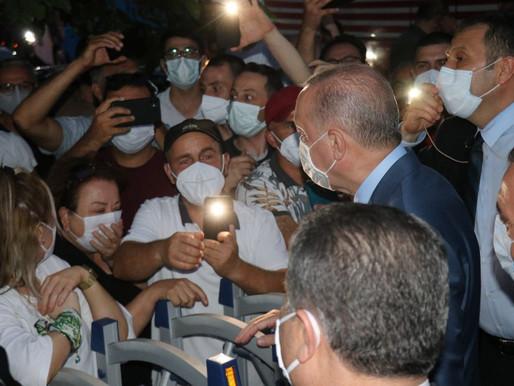 Cumhurbaşkanı Erdoğan'ın Sakarya ziyaretinden bir analiz