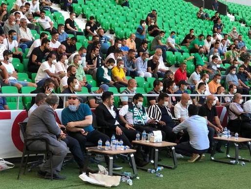 Sakaryaspor Kongresine Valilik'ten onay çıktı