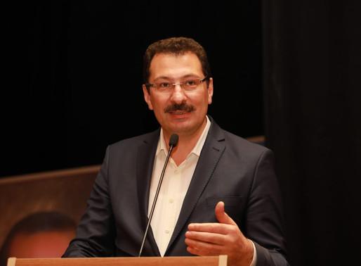Genel Başkan yardımcısı Yavuz'dan açıklamalar