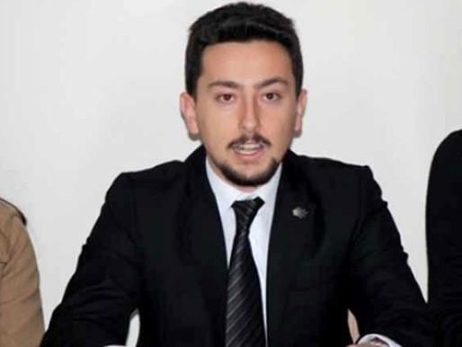 CHP Gençlik Kolları Başkanı göz altına alındı.