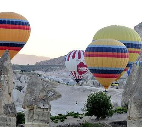 Balon Turlarında Yasak Kalkıyor