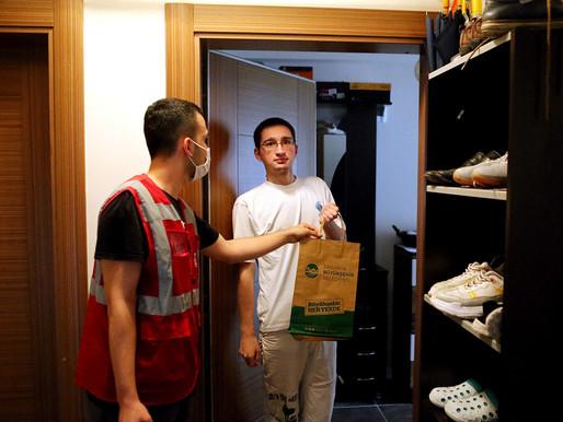Salgın destek paketleri dağıtımı devam ediyor