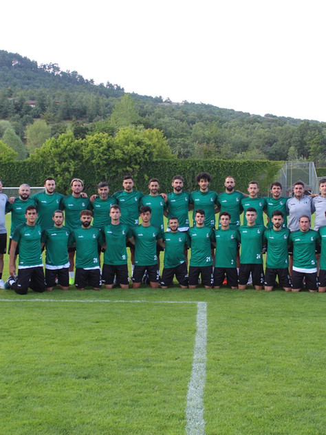 İlk hazırlık maçı Başakşehir