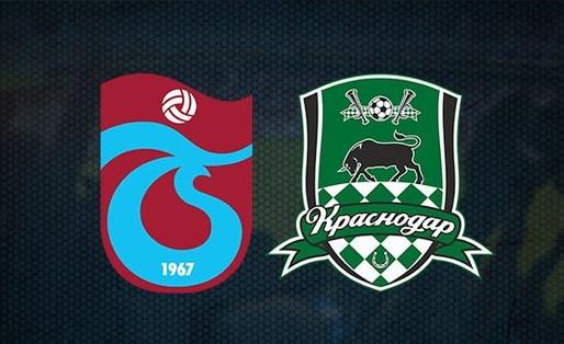 Trabzonspor-Krasnodar maçı saat kaçta hangi kanalda?.