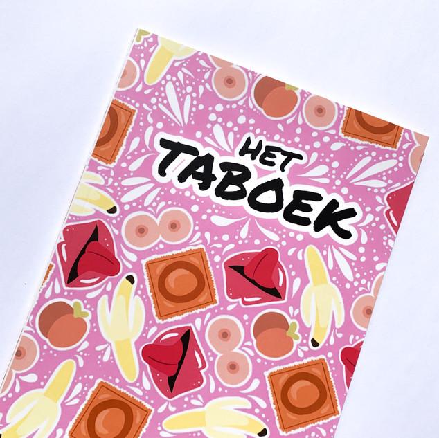 COVER 'HET TABOEK'