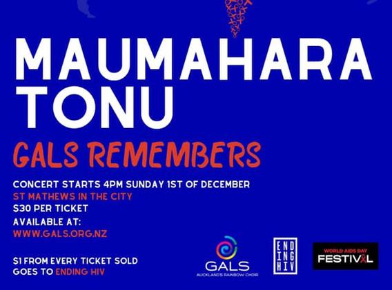 Maumahara Tonu - Gals Remembers