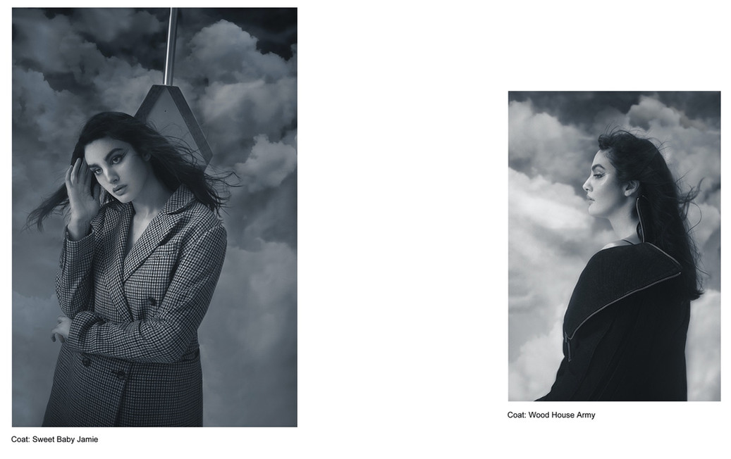 Shot by Alessandro Costantino for Flanelle Magazine