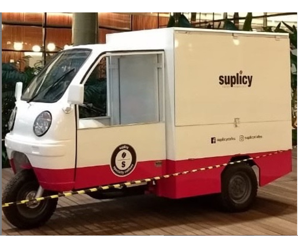 TUK TUK SUPLICY