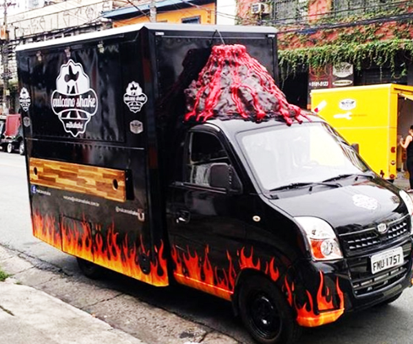 FOOD TRUCK TEMATICO
