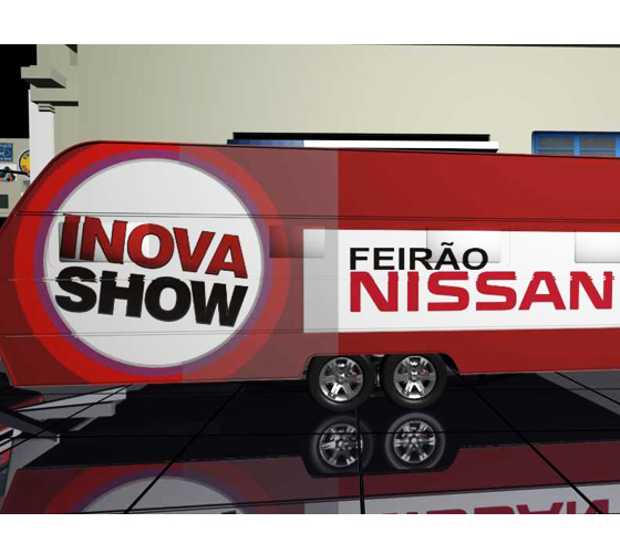 TRAILER EVENTO NISSAN