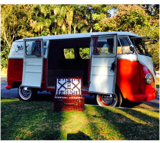 KOMBI CUSTOMIZADA