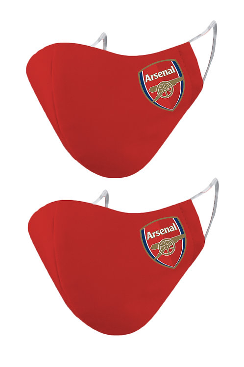 ESSENTIELE ARSENAL OLD 2PLY REUSABLE FACE MASK (PACK OF 2)