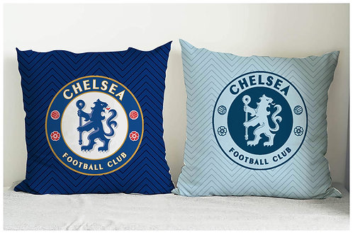 ESSENTIELE CHELSEA FC CUSHION COVER 16*16 INCHES (SET OF2)