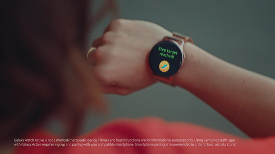Samsung / Galaxy Watch Active2 / Unstoppable