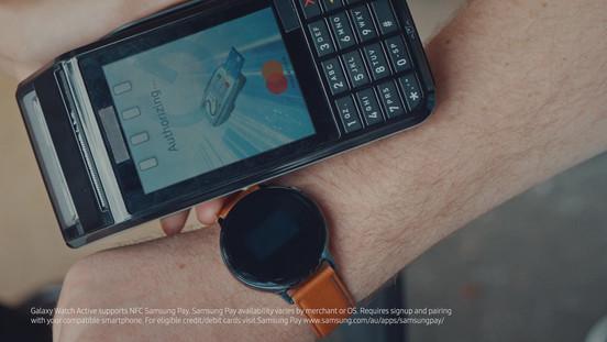 Samsung / Galaxy Watch Active2 / Effortless
