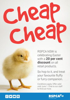 RSPCA NSW / POSTER