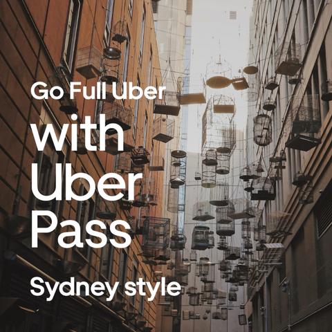 Uber / Sydney