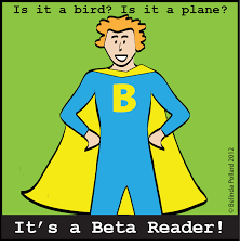 It's time for Beta Readers...