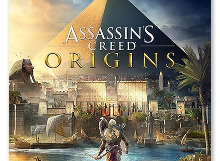 TV Schedule & Games | Week of 27th August 2018 on The 1nteger TV | (Assassin's Creed Origins