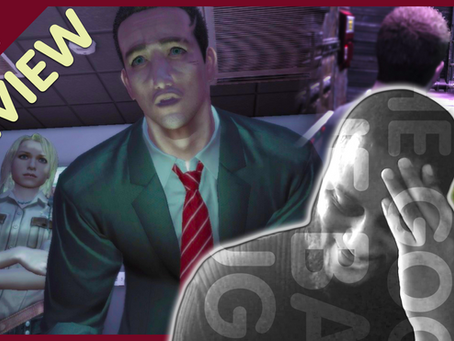 Deadly Premonition Director's Cut Review {CULT CLASSIC or JANK PEAKS?}