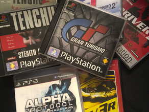 More Games acquired for !Unfinished Business Game Challenge!