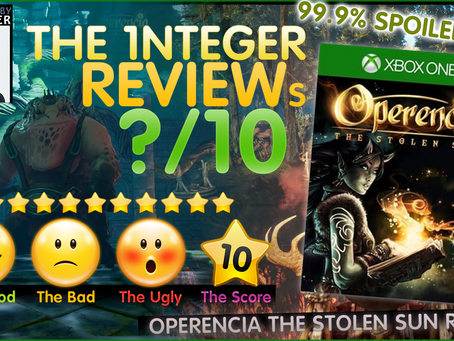 Operencia: The Stolen Sun Review [Is this Stolen Sun worth retrieving?]