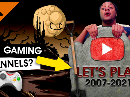 Are LET'S PLAYS DEAD on YOUTUBE, Twitch & LIVE STREAMING in 2021