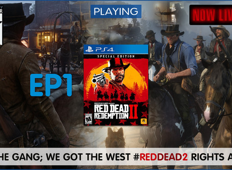 TV Schedule & Games   Week of 29th Oct 2018 on The 1nteger TV   October Nightmares + Red Dead Re