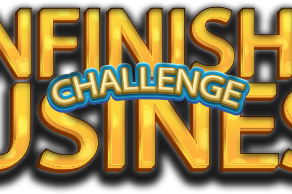 Played In The Day but !Unfinished Business Game Challenge