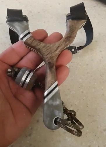 Handmade EBS handle
