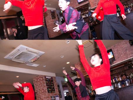 WAACK(Riona・Nodoka・藤丸)  イベント『Step's』  2018/12/29