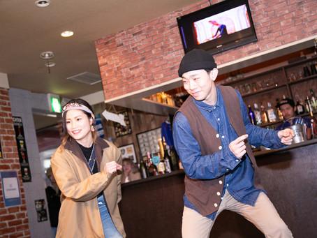 藤丸&sayo             イベント『Step's』  2018/12/29