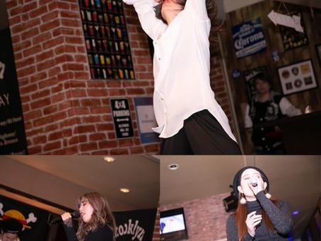 AOI+木村綾女+福田満里奈      イベント『Step's』  2018/12/29
