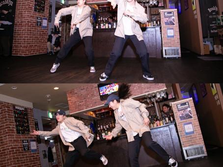 gusty(HADUKI)         イベント『Step's』  2018/12/29