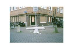 Amsterdam Street Mattress Poles 2016