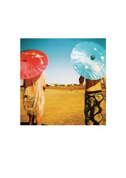 Afrikaburn Couple 2011