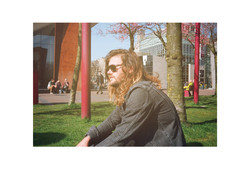 Mike, Amsterdam 2016
