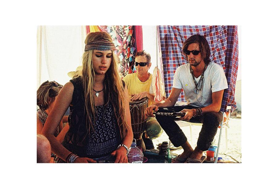 Rachel + Mark, Afrikaburn 2011