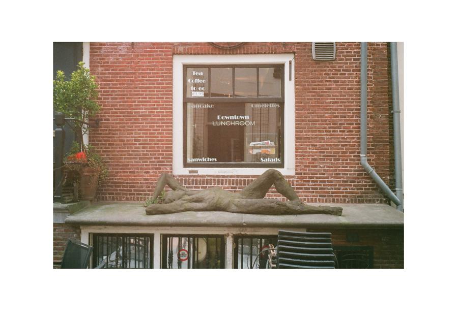 Amsterdam Streets Statue #2 2016